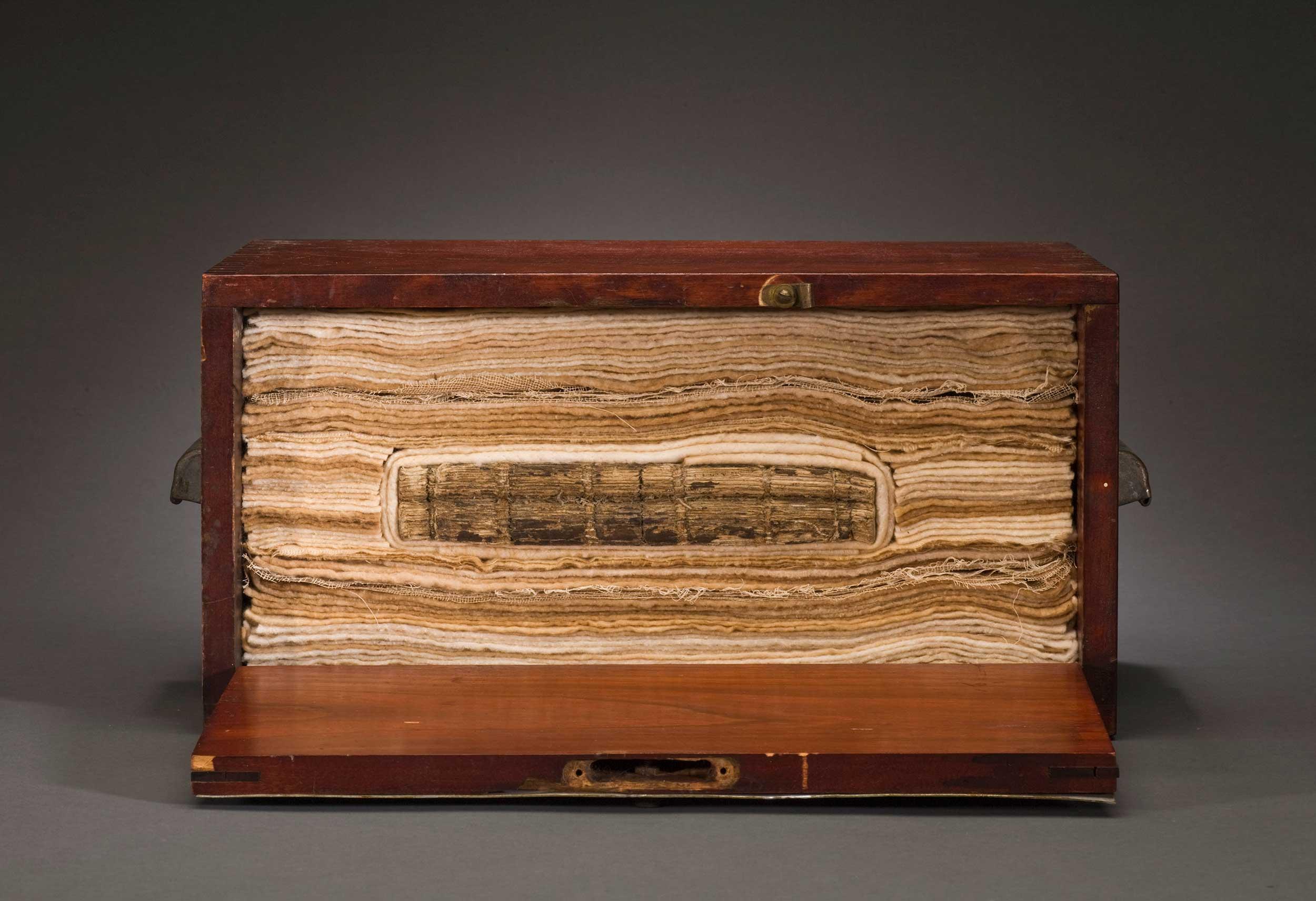 Wooden Box Art